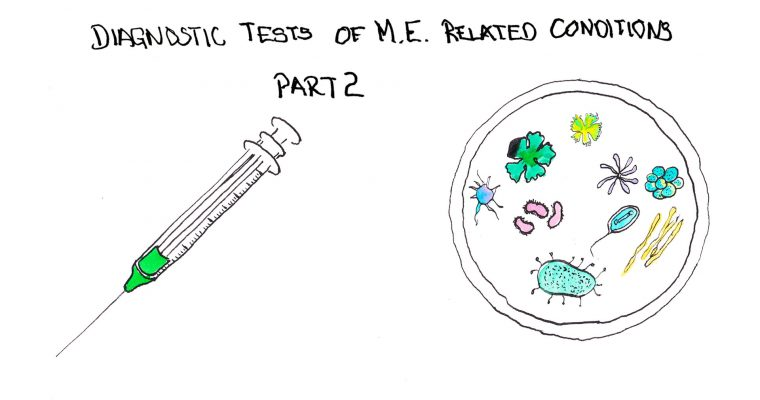 Diagnostic Tests of M.E. related conditions – Part 2